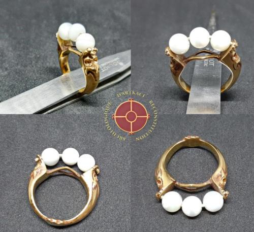 """Koudiat Zateur """"Fish ring"""""""