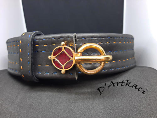 Koudiat Zateur belt buckle