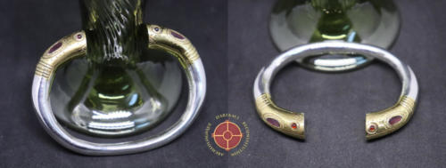 Merovingian bracelet